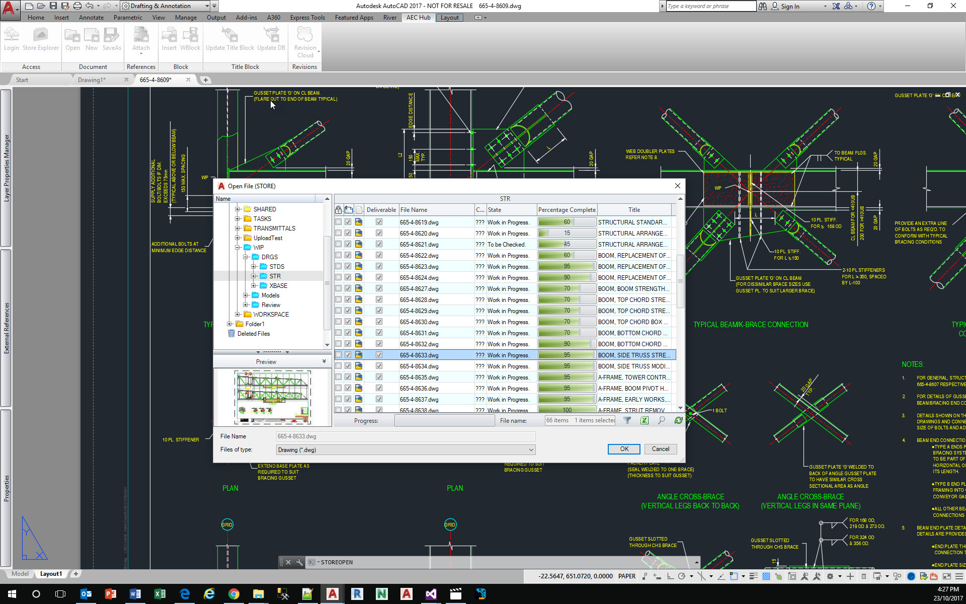 AutoCAD Open from Cloud